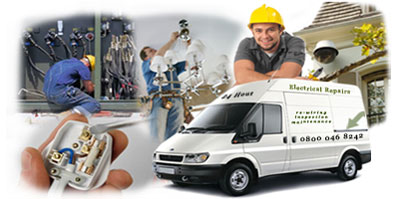 Stratford electricians